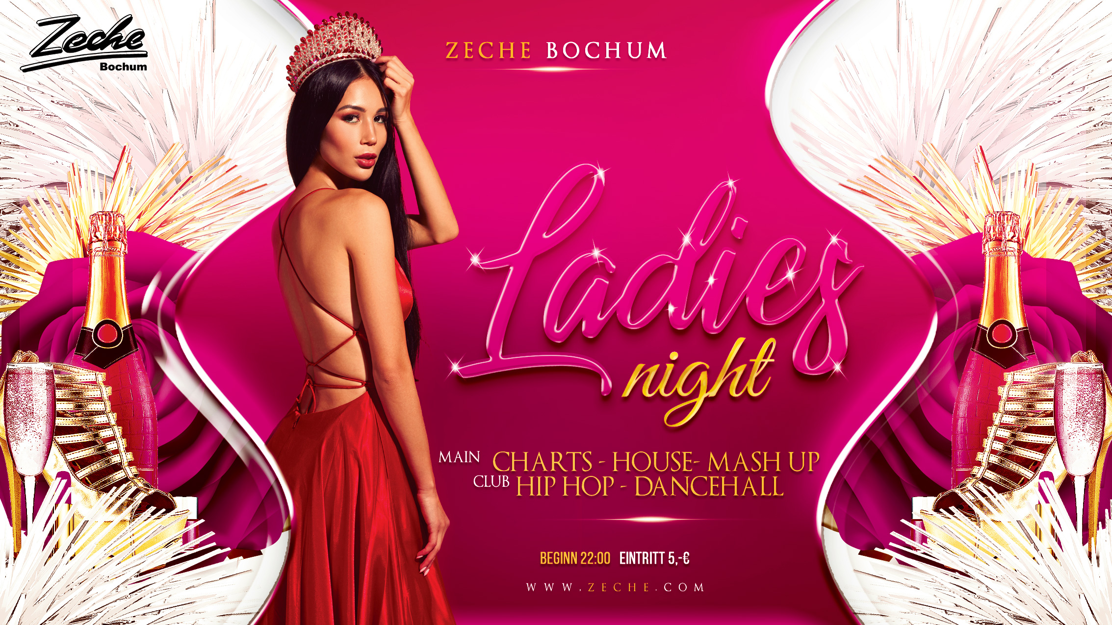 LADIES NIGHT - fällt aus