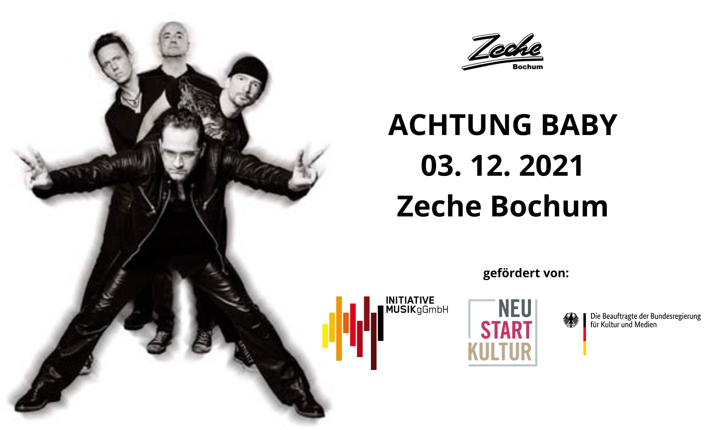Achtung Baby - Tribute to U2