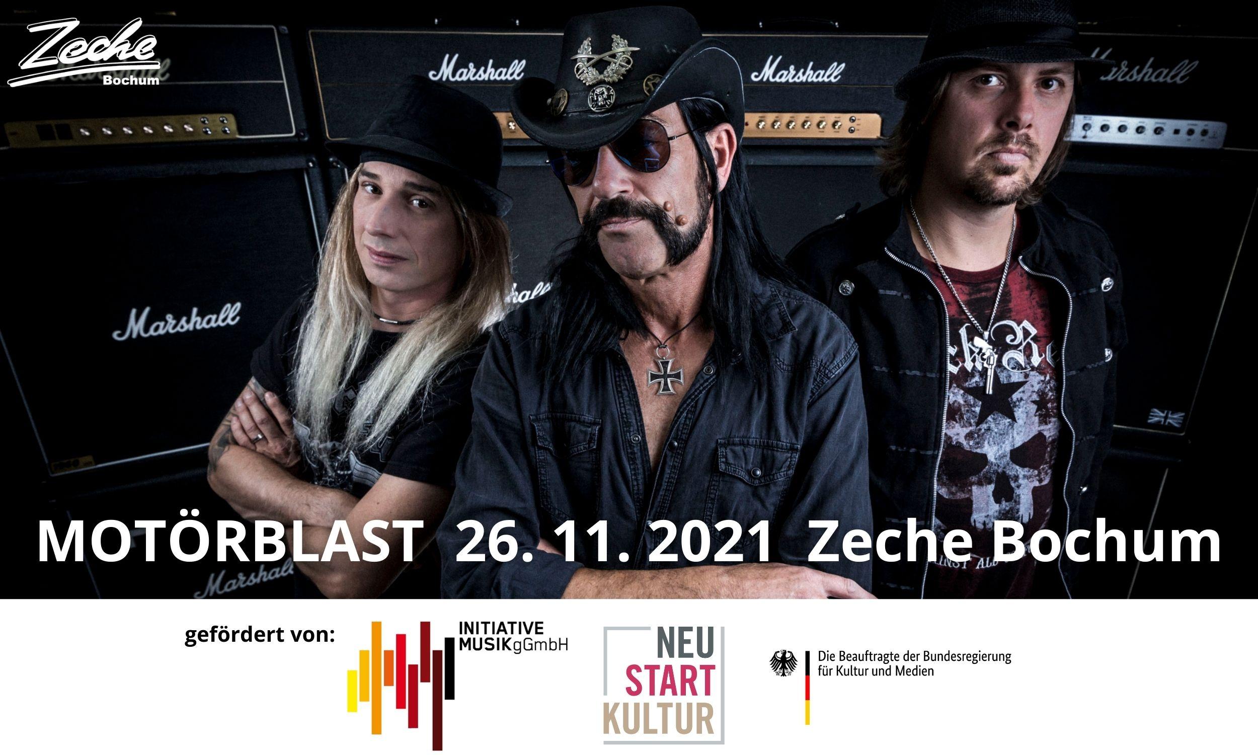 Motörblast - Tribute to Motörhead